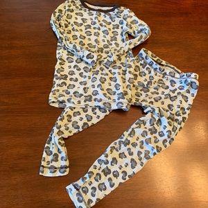 SOLD ON MERCARI Kickee Pants pajamas